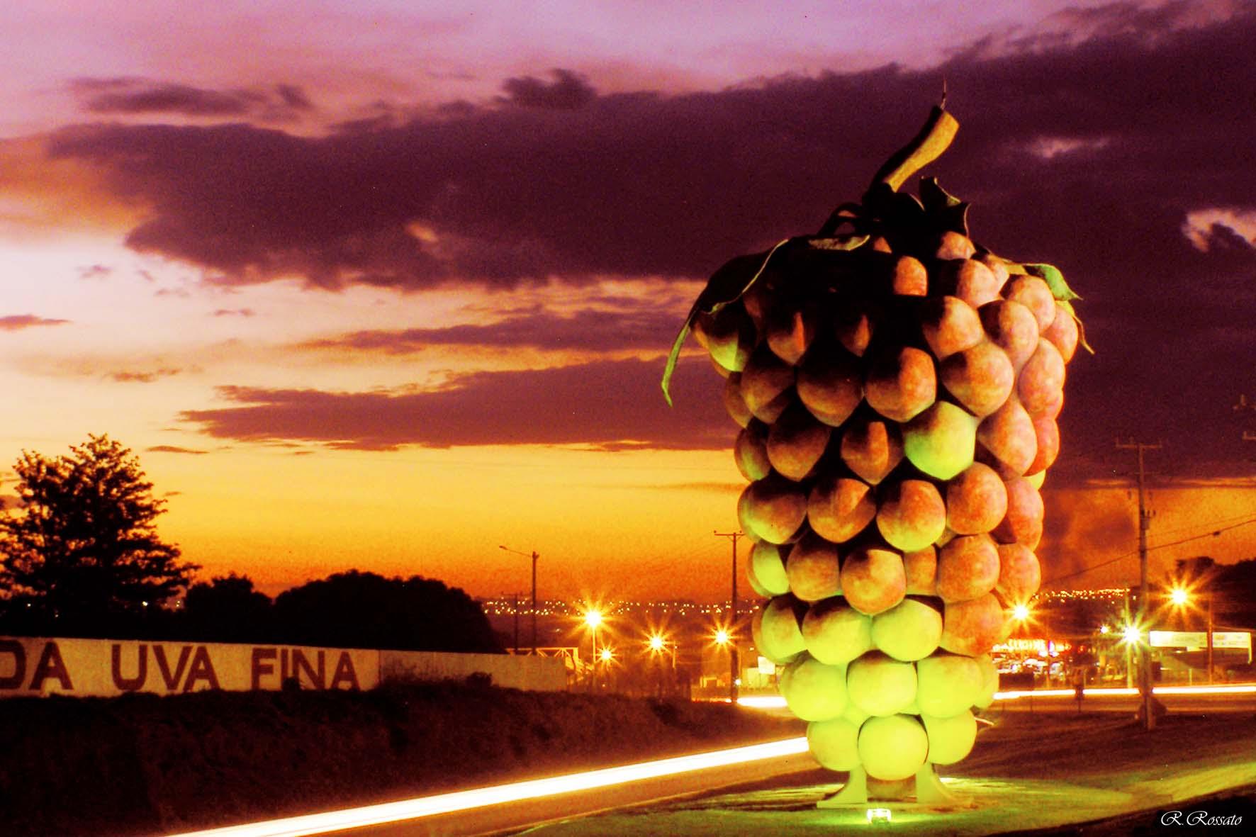 Resultado de imagem para cacho de uva monumento em marialva